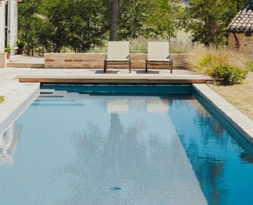 image of backyard pool